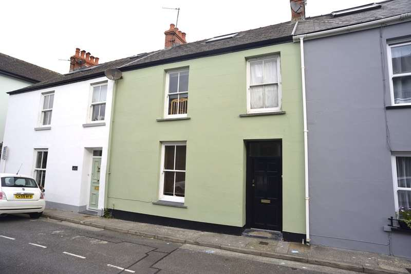 3 Bedrooms Terraced House for sale in Park Place, Tenby, Pembrokeshire, SA70