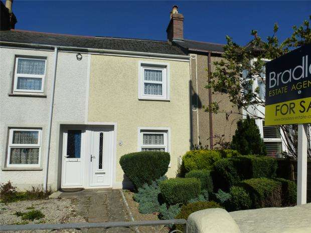 2 Bedrooms Terraced House for sale in College Street, Camborne, Cornwall