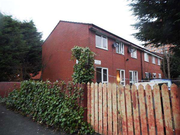 4 Bedrooms Semi Detached House for sale in Kimberley Walk, Manchester, Manchester
