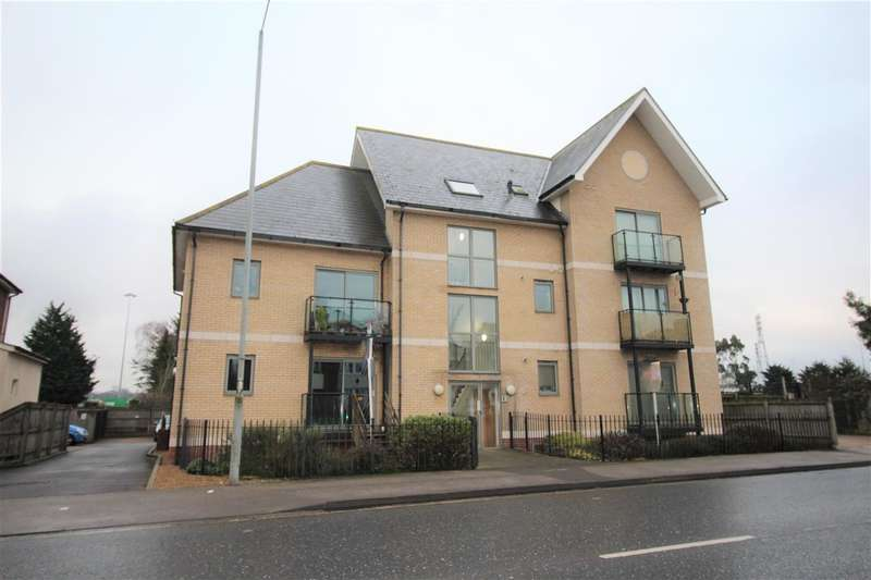1 Bedroom Apartment Flat for sale in Mariners Court, 545 Wherstead Road - Easy Access to A14