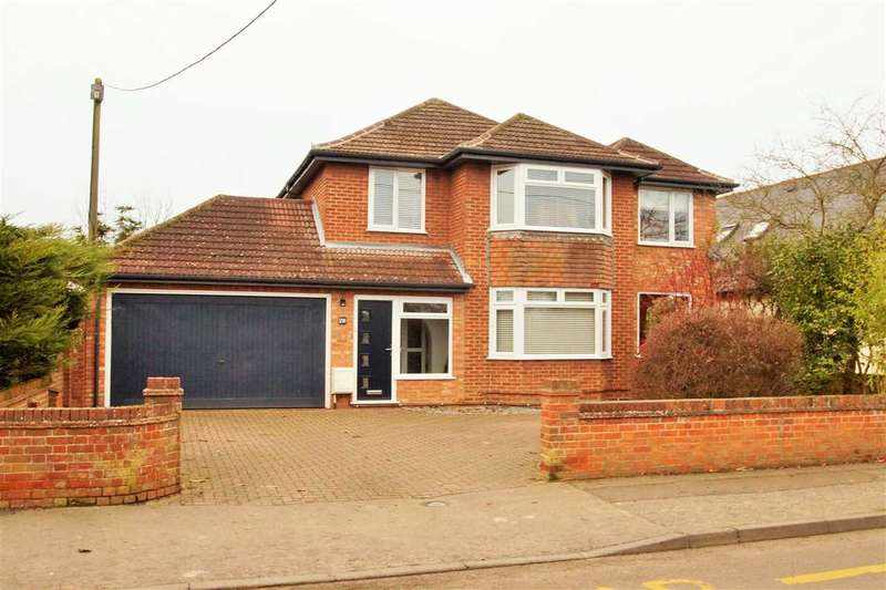 4 Bedrooms Detached House for sale in Villa Road, Stanway, Colchester