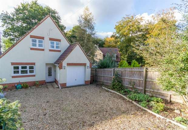 4 Bedrooms Detached House for sale in Oak Tree Cottage, Fakenham