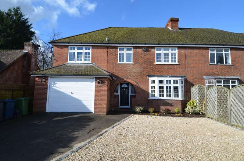 3 Bedrooms Semi Detached House for sale in Chapel Road, Flackwell Heath, HP10