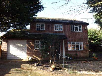 5 Bedrooms Detached House for sale in Bursledon, Southampton, Hampshire