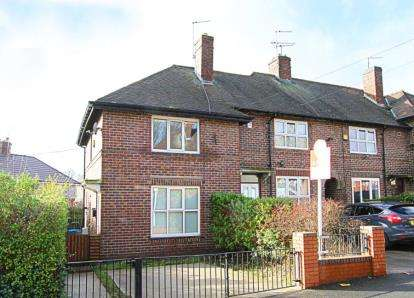 2 Bedrooms Town House for sale in Arbourthorne Road, Arbourthorne, Sheffield, South Yorkshire