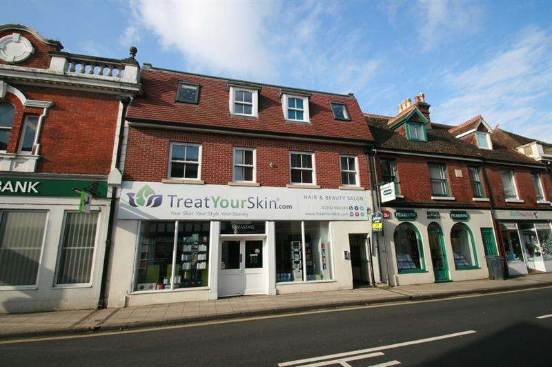 1 Bedroom Flat for sale in North Street, Havant