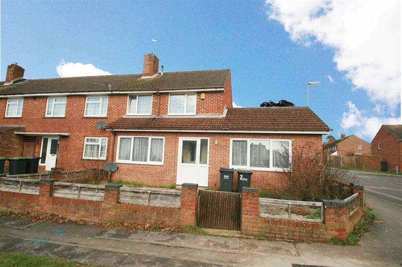 3 Bedrooms End Of Terrace House for sale in Billy Lawn Avenue, Leigh Park, Havant