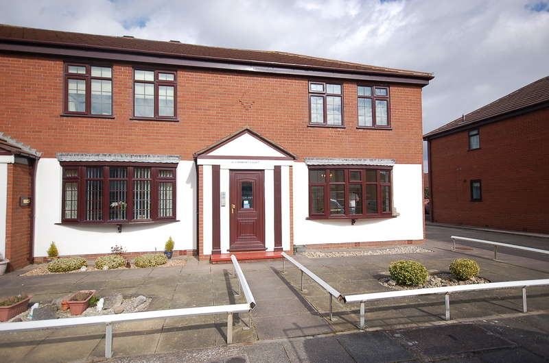 1 Bedroom Flat for sale in St James Road, Blackpool