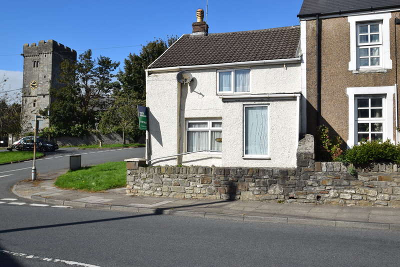 2 Bedrooms End Of Terrace House for sale in Bell Cottage, 29 High Street,Laleston, Bridgend CF32 0HL