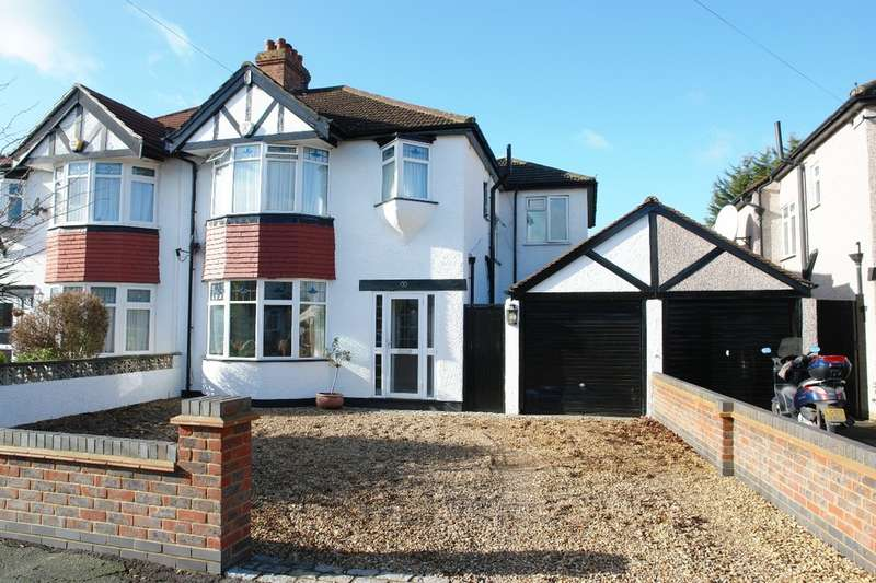 4 Bedrooms Semi Detached House for sale in Lyndhurst Avenue, Berrylands, Surbiton