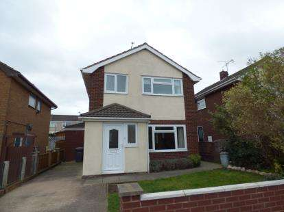 4 Bedrooms Detached House for sale in Ffordd Mon, Wrexham, Wrecsam, LL11