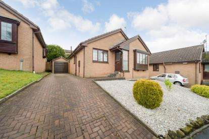 2 Bedrooms Bungalow for sale in Menteith Drive, High Burnside, Glasgow, South Lanarkshire