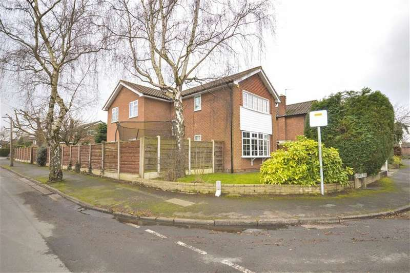 4 Bedrooms Property for sale in KESWICK DRIVE, Bramhall, Stockport, Cheshire, SK7