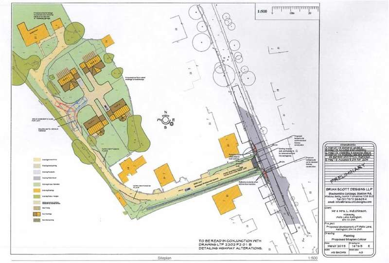 Land Commercial for sale in Development Land, Wells Lane, Kellington, DN14