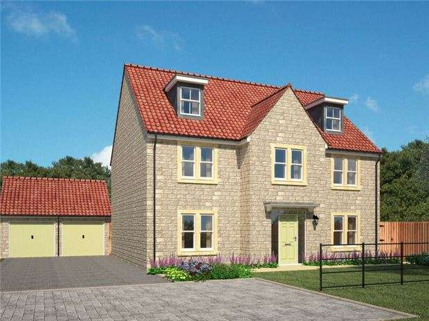 4 Bedrooms Property for sale in Churchill Gardens, Broad Lane, Yate, BRISTOL, BS37 7LA