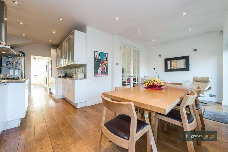 4 Bedrooms House for sale in All Souls Avenue, London, NW10 3AD