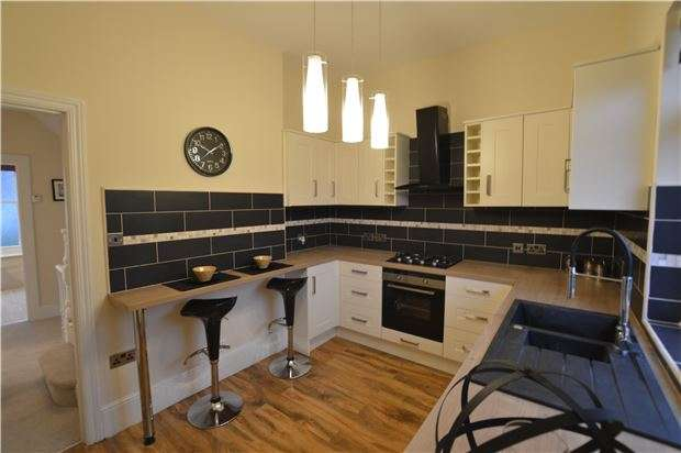 3 Bedrooms Maisonette Flat for sale in Quarry Crescent, HASTINGS, East Sussex, TN34