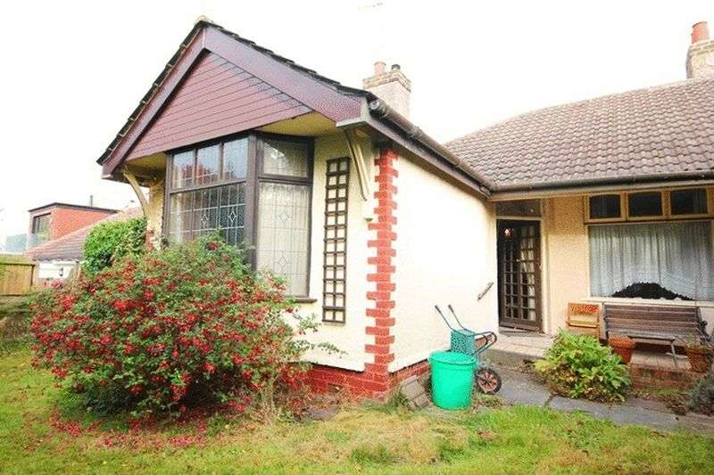3 Bedrooms Semi Detached Bungalow for sale in The Vineries, Woolton, Liverpool, L25
