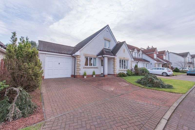 4 Bedrooms Detached House for sale in Cypress Glade, Adambrae, Livingston EH54 9JH
