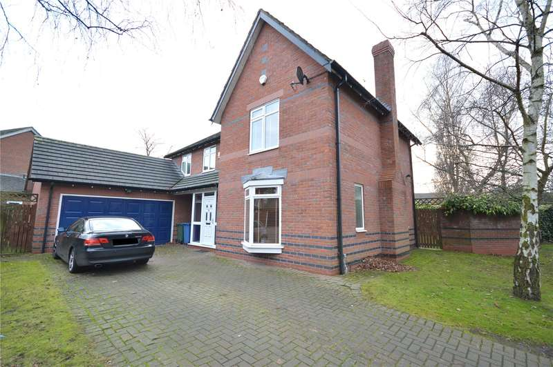4 Bedrooms Detached House for sale in Villa Gloria Close, Grassendale, Liverpool, L19