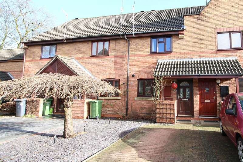 2 Bedrooms Terraced House for sale in Trinity Court, Kidderminster, DY10