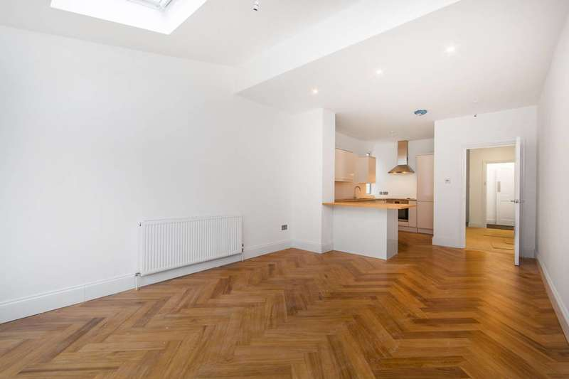 2 Bedrooms Flat for sale in Campden Road, Croydon, CR2