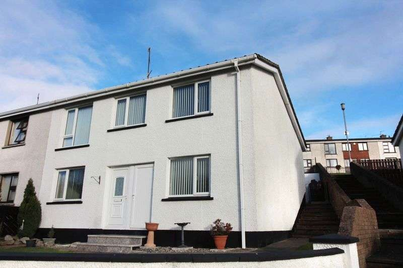 3 Bedrooms Terraced House for sale in 58 Carnagh Park, Off Warrenpoint Road Newry BT34 2QR