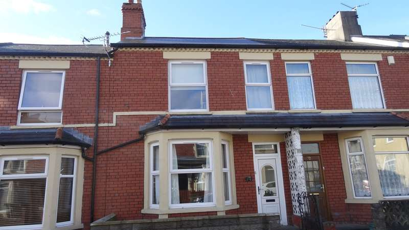2 Bedrooms Terraced House for sale in George Street, Barry