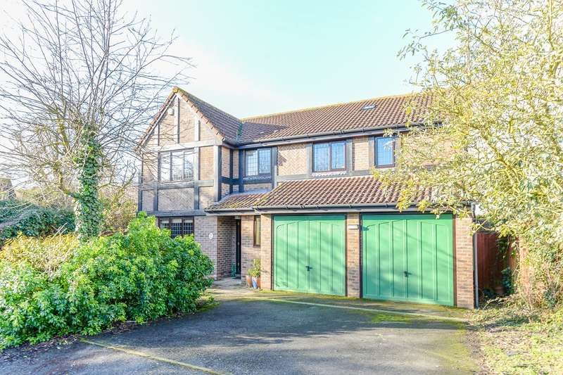 5 Bedrooms Detached House for sale in Armingford Crescent, Melbourn, SG8
