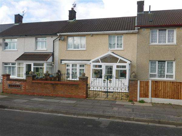 3 Bedrooms Terraced House for sale in Sedburn Road, Kirkby