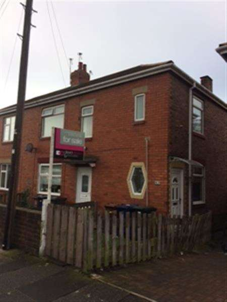 2 Bedrooms Flat for sale in Eastbourne Avenue, Newcastle