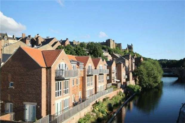 2 Bedrooms Flat for sale in Clements Wharf, Back Silver Street, Durham City, County Durham