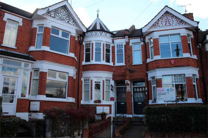2 Bedrooms Flat for sale in Clyde Road, Alexandra Park, London