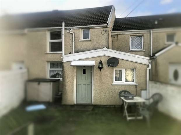 2 Bedrooms Terraced House for sale in Garden Cottages, Windsor Road, Neath, Neath, West Glamorgan