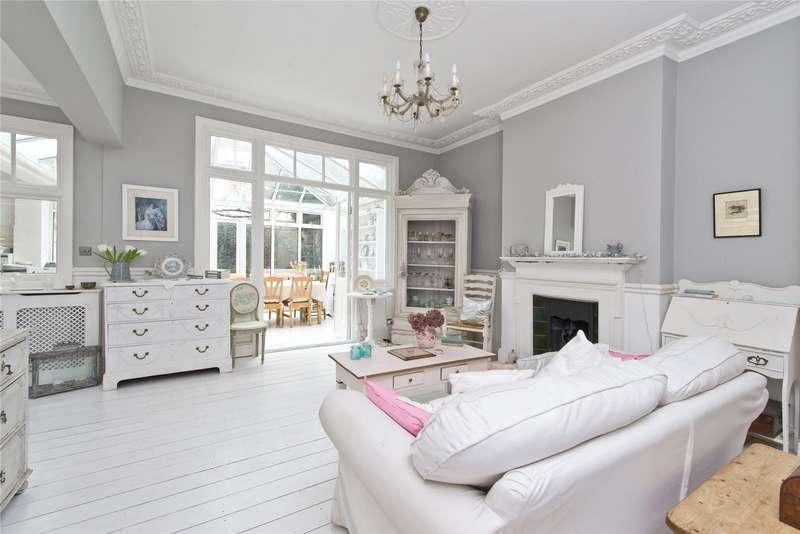 2 Bedrooms Semi Detached House for sale in Cambridge Road, West Wimbledon, London, SW20