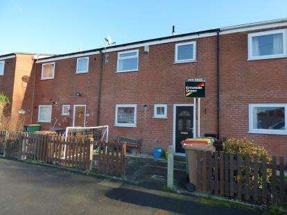 3 Bedrooms Terraced House for sale in Troutbeck Place, Ribbleton, Preston, Lancashire, PR2