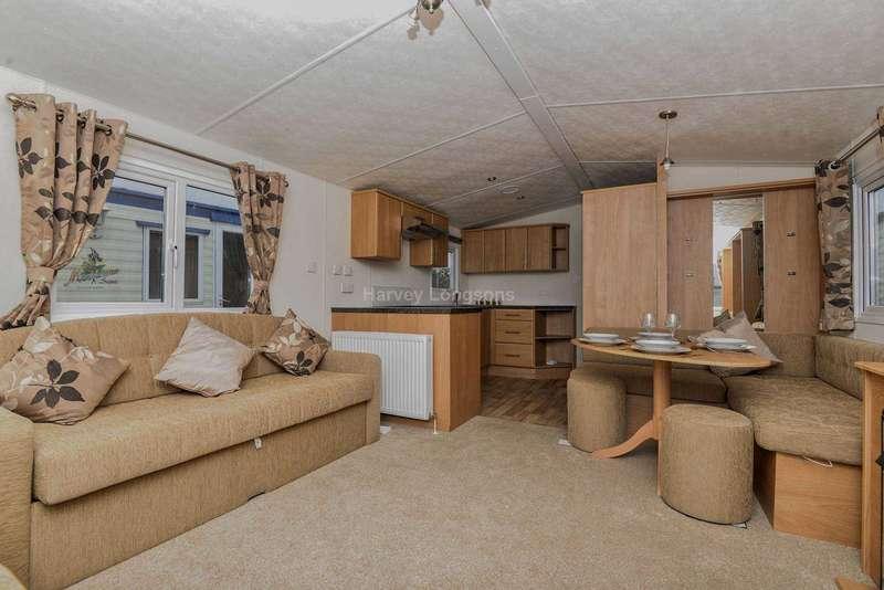 3 Bedrooms Caravan Mobile Home for sale in Leysdown On Sea, Kent