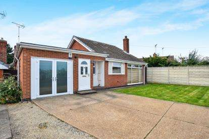 3 Bedrooms Bungalow for sale in Hereford Avenue, Mansfield Woodhouse, Mansfield, Nottinghamshire