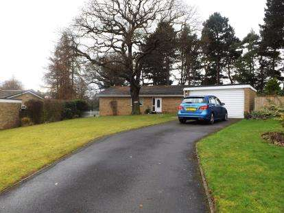 3 Bedrooms Bungalow for sale in Clockwood Gardens, Yarm, Durham