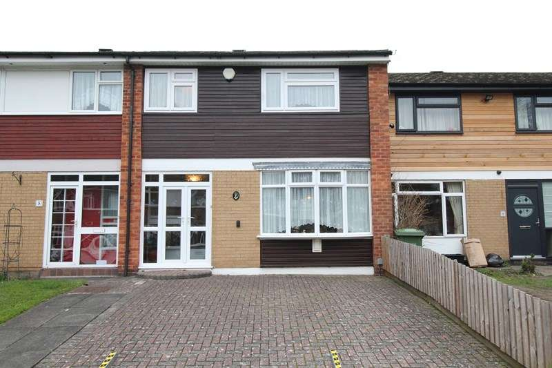 3 Bedrooms Town House for sale in Wildmoor Road, Shirley, Solihull