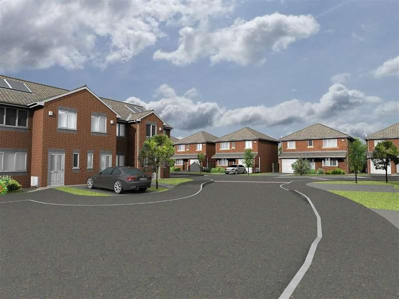 3 Bedrooms Property for sale in Plot 25 Boundary Park, Boundary Drive, Oldham, OL1