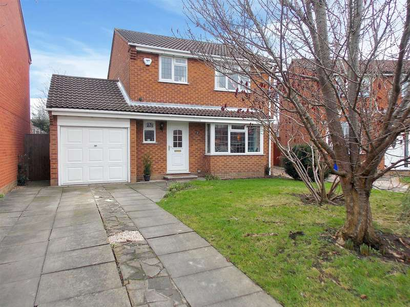 3 Bedrooms Property for sale in Bosworth Way, Long Eaton