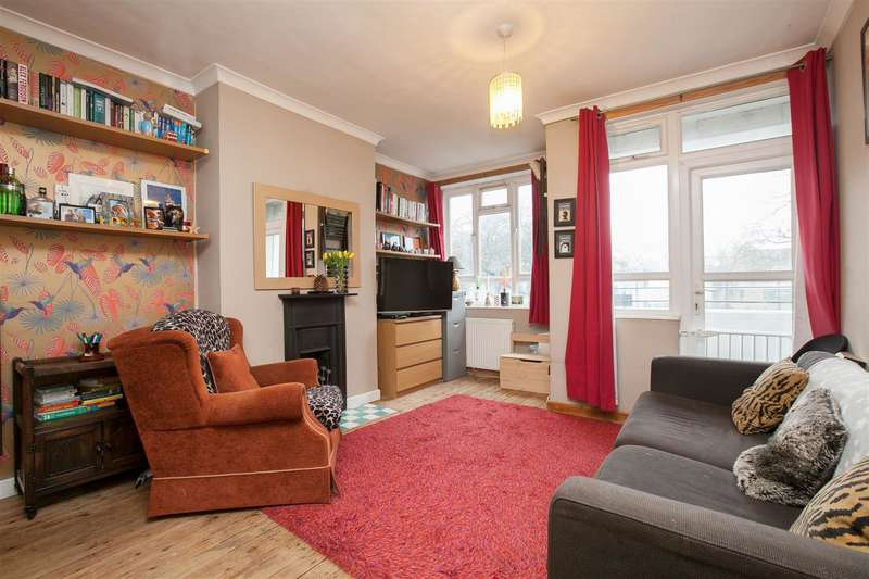 1 Bedroom Flat for sale in Albion Road, London