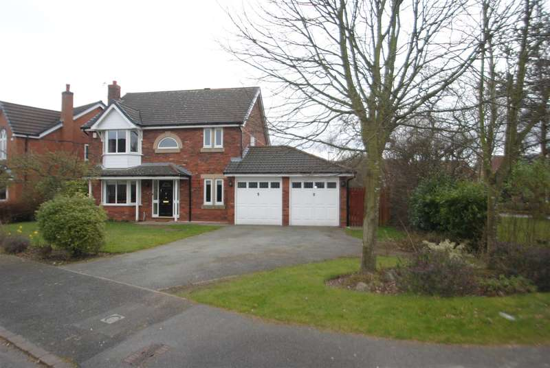 4 Bedrooms Property for sale in Hartswood Close, Appleton, WARRINGTON, WA4