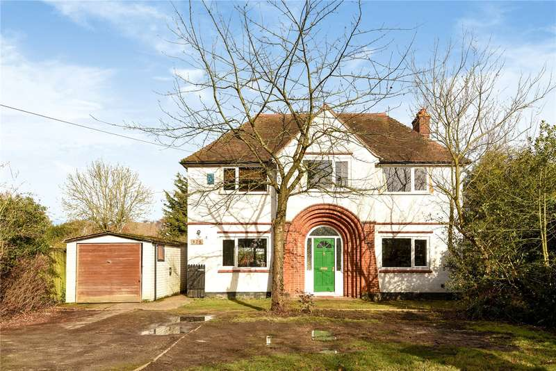 4 Bedrooms Detached House for sale in Reading Road, Winnersh, Wokingham, Berkshire, RG41