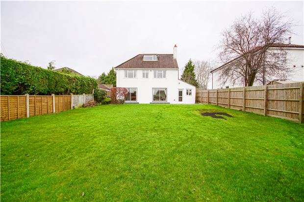 4 Bedrooms Detached House for sale in London Road, Warmley, BS30 5JL