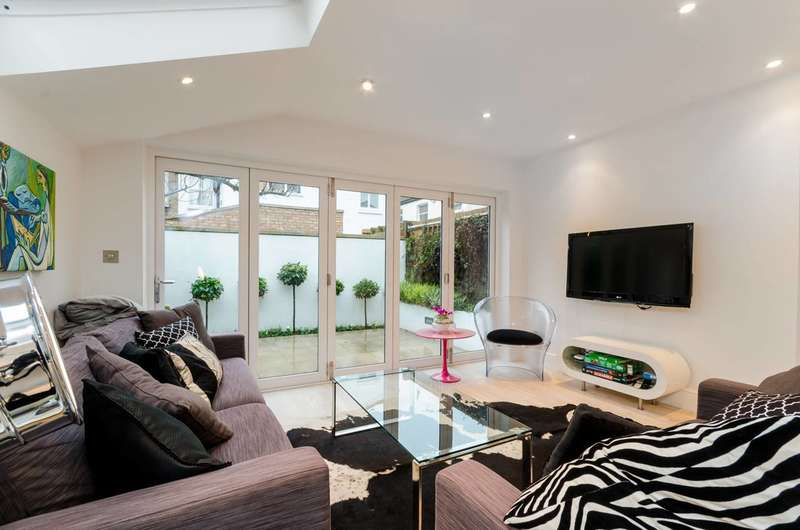 1 Bedroom Flat for rent in Becklow Road, Wendell Park, W12