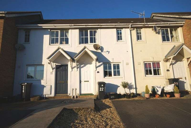 2 Bedrooms House for sale in 22 Dol Werdd, Waunceirch, Neath, SA10 7QX