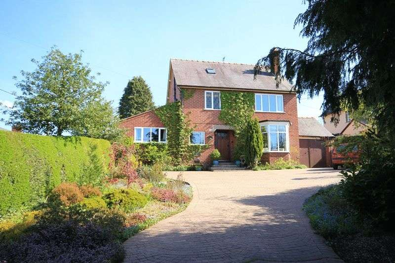 4 Bedrooms Detached House for sale in Alkington Road, Whitchurch