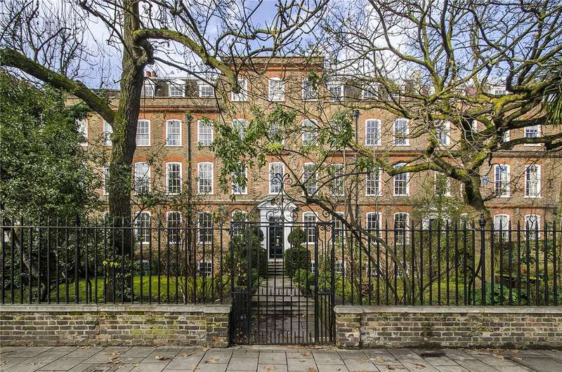 1 Bedroom Flat for sale in Wilberforce House, Clapham Common North Side, London, SW4